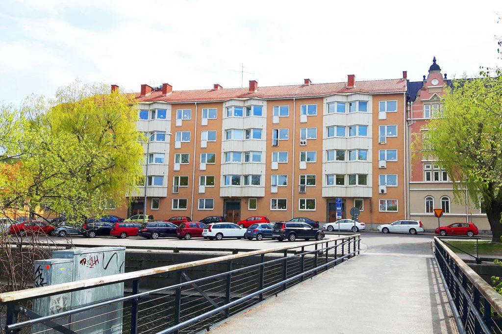 Fleminggatan 18-22 Stromsgarden-Norrkoping
