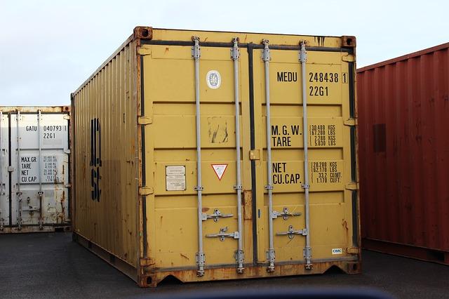 Ingen container kommer att beställas