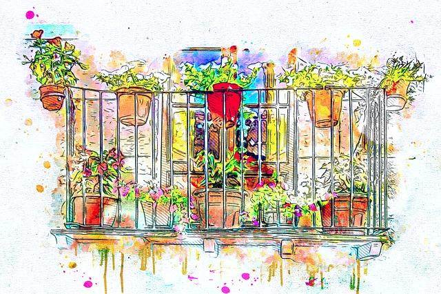 Balkonger utställning